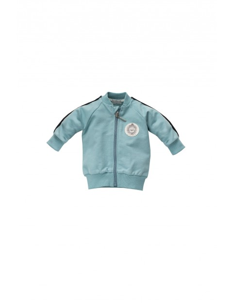 Bluza rozpinana dresowa 5F35AJ