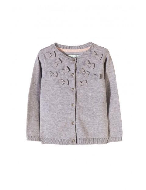 Sweter dziewczęcy 3C3501