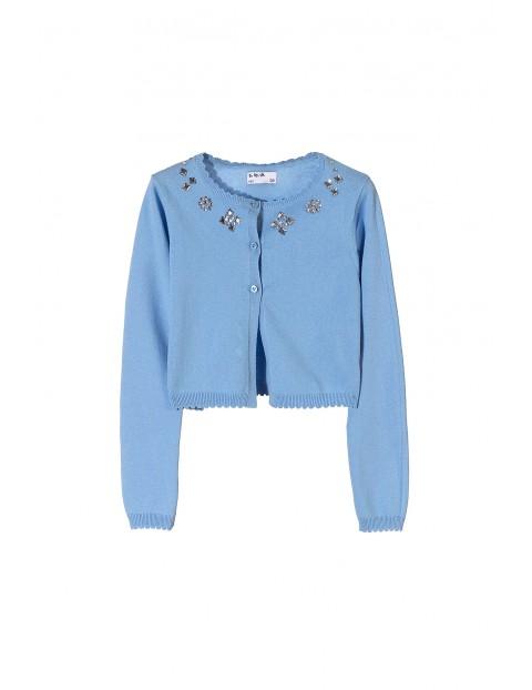 Sweter dziewczęcy 3C3405