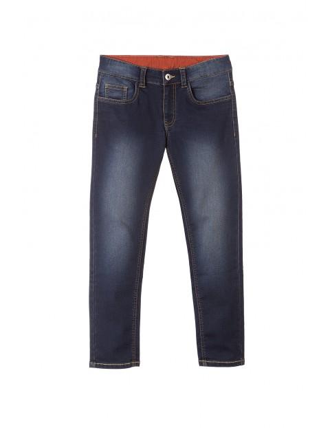 Spodnie chłopięce jeansowe 2L3513