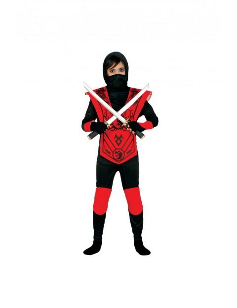 Strój Karnawałowy Ninja 3-9 lat 1Y36AG