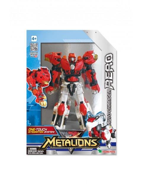 Metalions Aero Auto-Changer Robot transformer wiek 4+