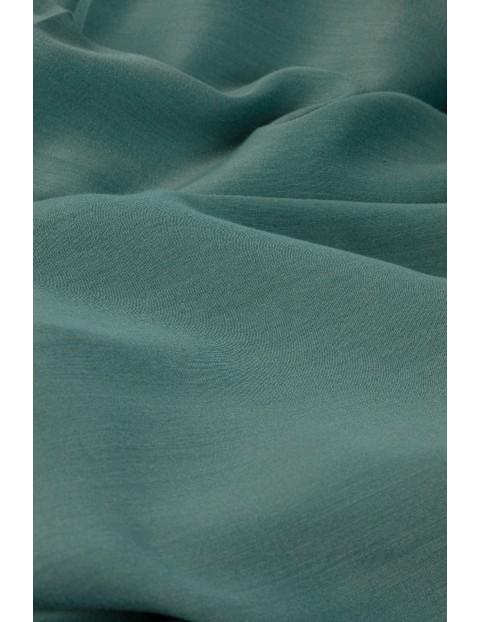 Elegancka apaszka damska - zielona