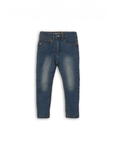 Spodnie chłopięce jeansowe 2L35AS