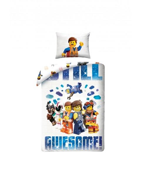 Pościel dla dziecka LEGO Movie 2 140x200cm