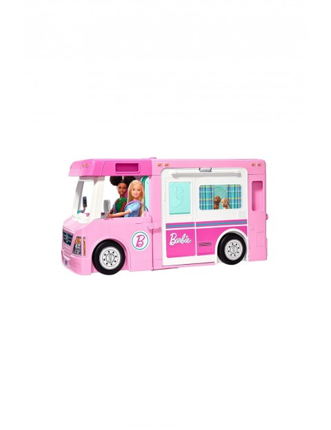 Barbie Kamper 3w1 wiek 3+