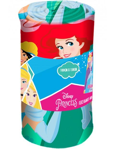 Princess koc polarowy 150x100 cm