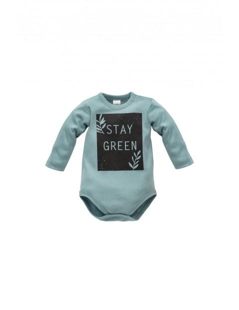 Body niemowlęce na długi rękaw- 100% bawełna