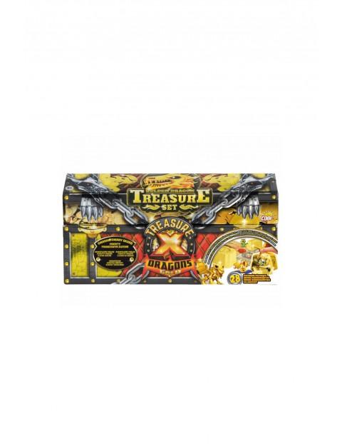 TreasureX Dragons Gold 3pak Skrzynia