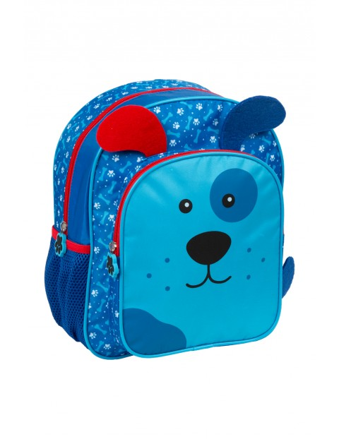 Plecak dla przedszkolaka Pies