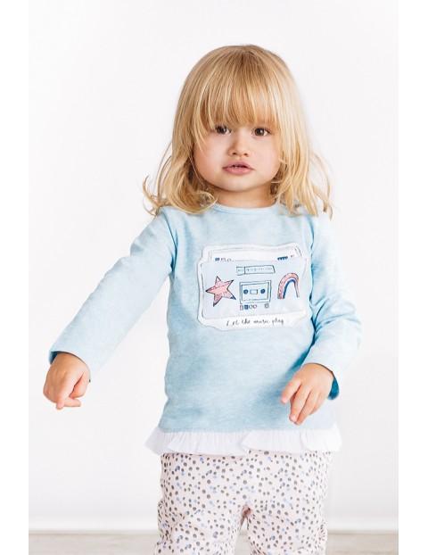 Bluzka niemowlęca długi rękaw 5H3405