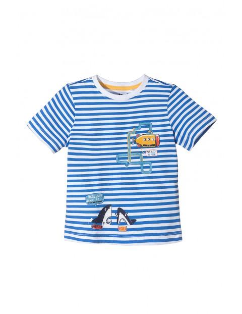 T-shirt chłopięcy 1I3431