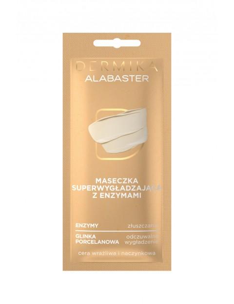 DERMIKA MASECZKA Saszetka Alabaster - maseczka wygładzająca 10 ml