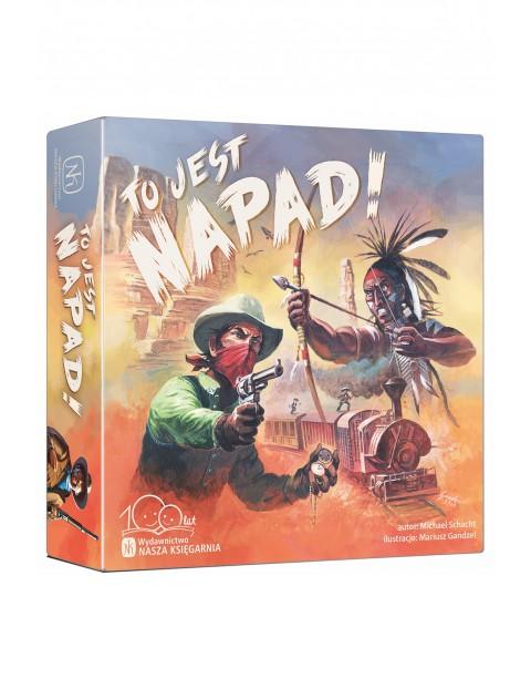 Gra dla dzieci- TO JEST NAPAD! wiek 10+