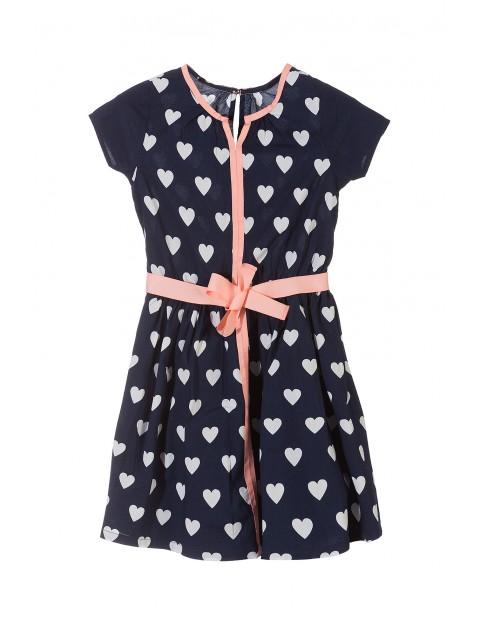 Sukienka dla dziewczynki 3K3208