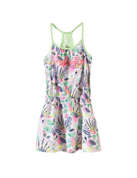 Sukienka dziewczęca 3K3427