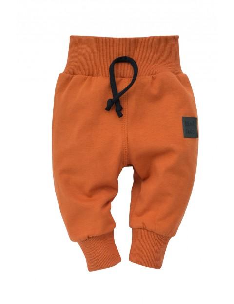 Dresowe spodnie niemowlęce Bears Club