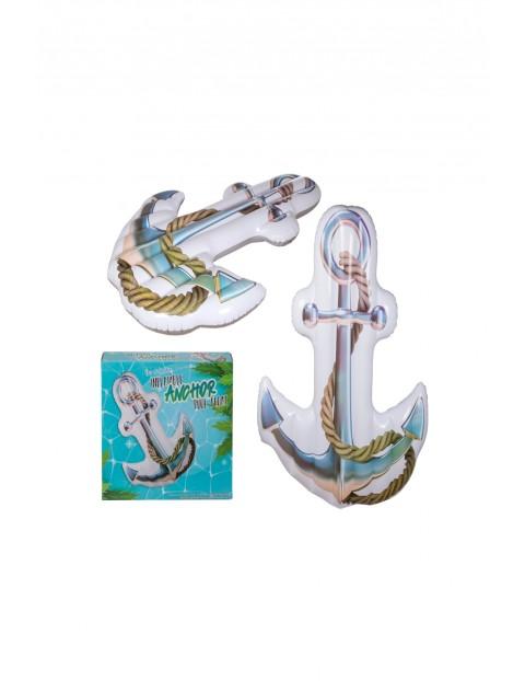 Pływak basenowy w kształcie kotwicy, materac dmuchany -29x24x6 cm