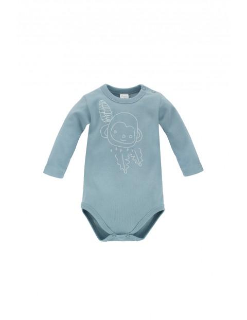 Bawełniane body niemowlęce SLOW LIFE