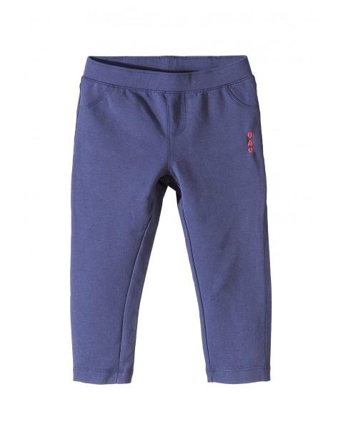 Spodnie dresowe dziewczęce 3M3512