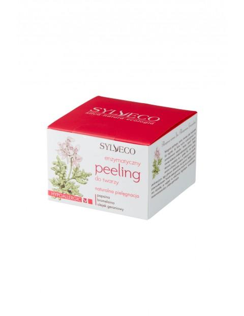 Enzymatyczny peeling do twarzy Sylveco  75 ml