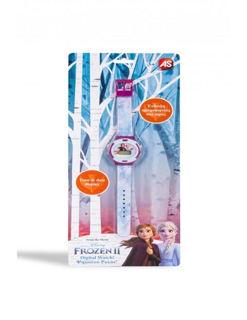 Zegarek cyfrowy Frozen 2