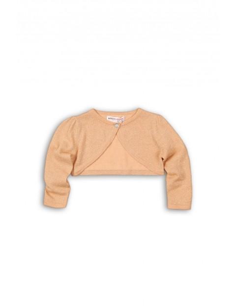 Sweter dziewczęcy- bolerko 3C35A8