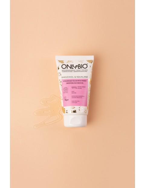 Wygładzający żel do mycia twarzy OnlyBio 150ml