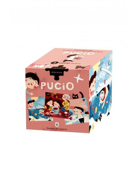 "Puzzle 3 w 1 ""Pucio"""