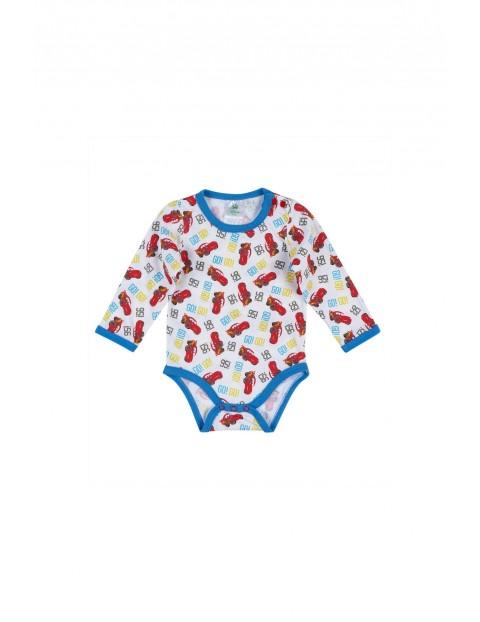 Body niemowlęce 100% Bawełna Auta 5T35A7