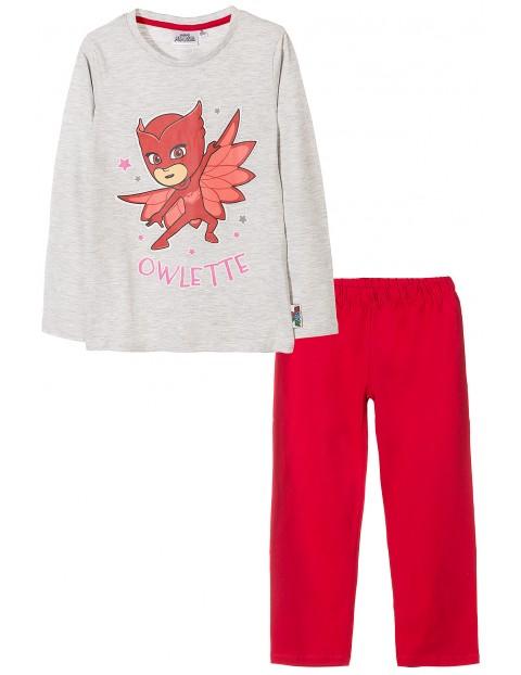 Piżama dziewczęca Pidżamersi 3W35BO