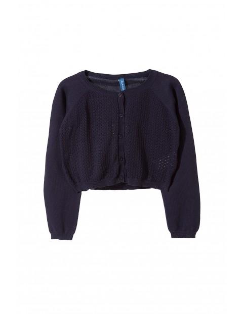 Sweter dziewczęcy 4C3101