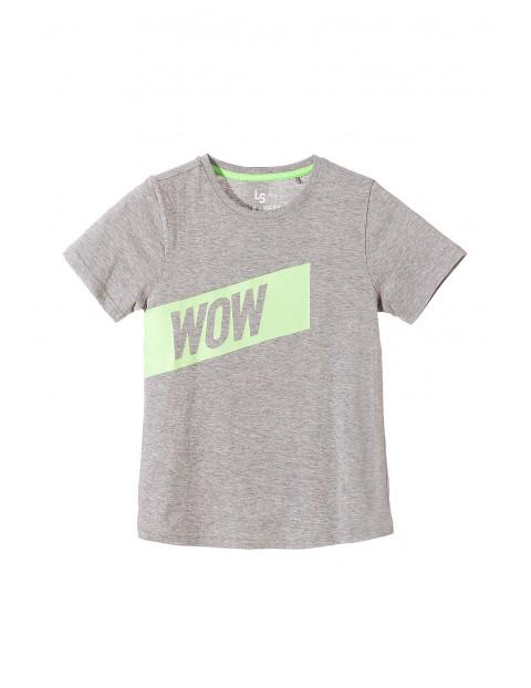 T-shirt dla chłopca 2I3527