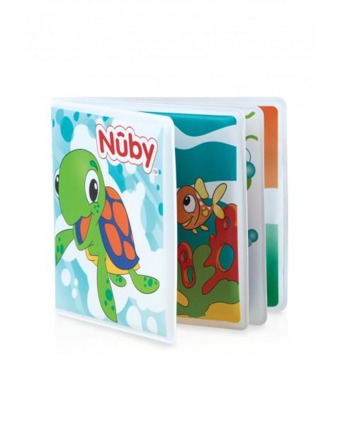 Książeczka do kąpieli Nuby 4msc+