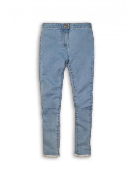 Spodnie dziewczęce jegginsy