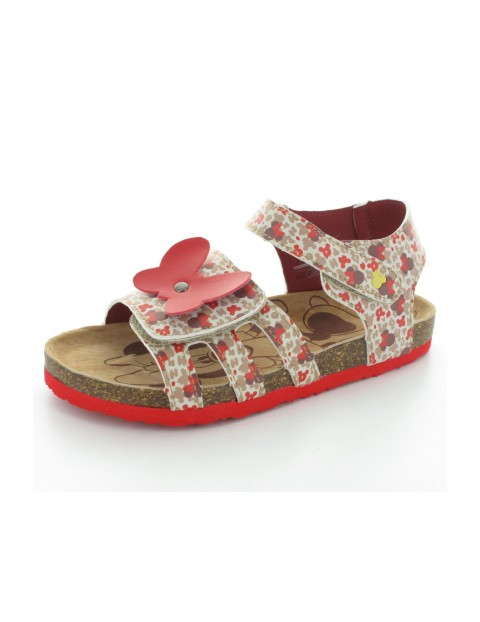 Sandały dla dziewczynki Myszka Minnie