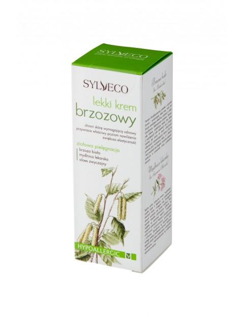 Lekki krem brzozowy Sylveco 50 ml