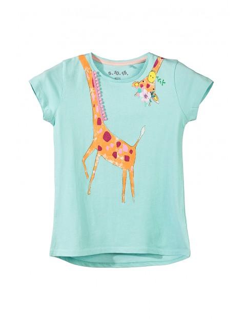 T-shirt dziewczęcy 3I3449