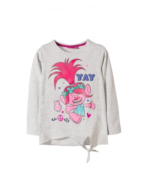 Bluzka dziewczęca Trolle 3H35B2
