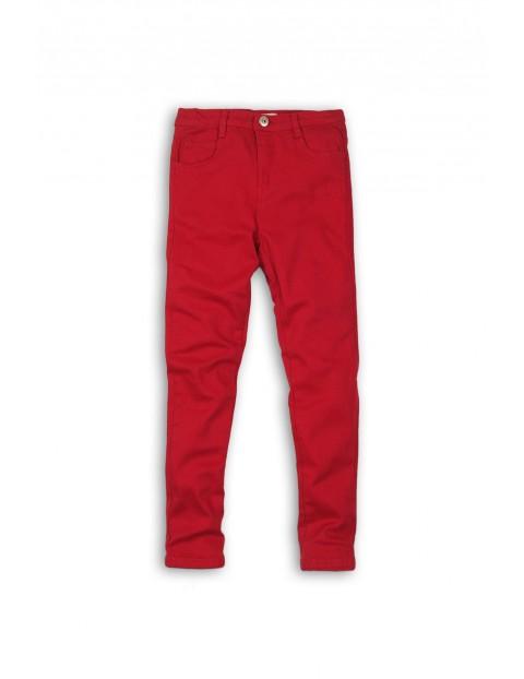 Spodnie dziewczęce 4L35AG