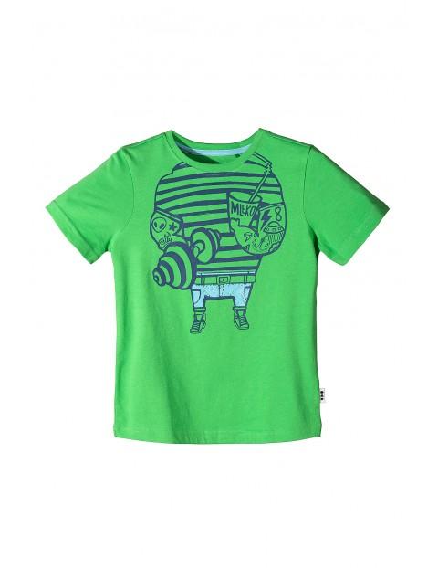 T-shirt chłopięcy 1I3406