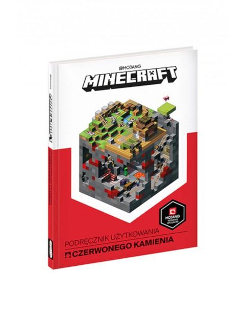 Minecraft. Podręcznik użytkowania czerwonego kamienia książka