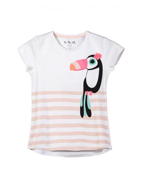 T-shirt dziewczęcy 3I3448