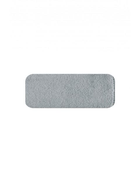 Ręcznik frotte gładki szary 50x90 cm