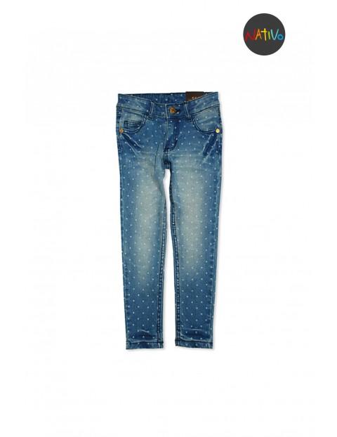 Spodnie dziewczęce 3L2934