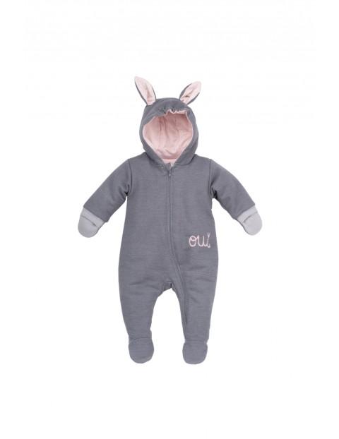 Kombinezon niemowlęcy 100% bawełna5A35AQ