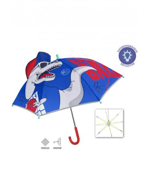 Parasolka chłopięca manualna- T-rex Cool Kids Perl 3+