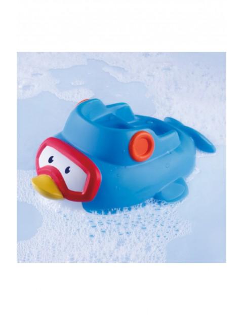 Pingwinki kąpielowe- zabawa w kąpieli