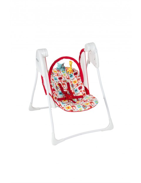 Huśtawka Graco Baby Delight Wild Day Out 0-9kg