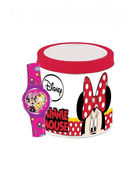 Zegarek analogowy Myszka Minnie